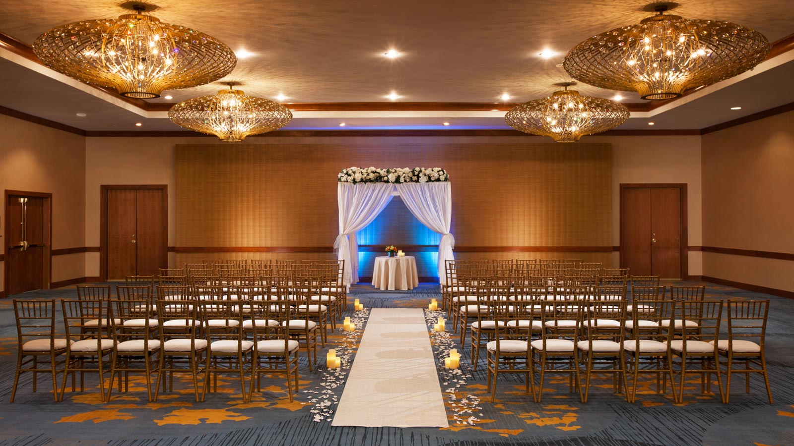 Las vegas wedding venues the westin las vegas hotel spa for Las vegas wedding reception packages