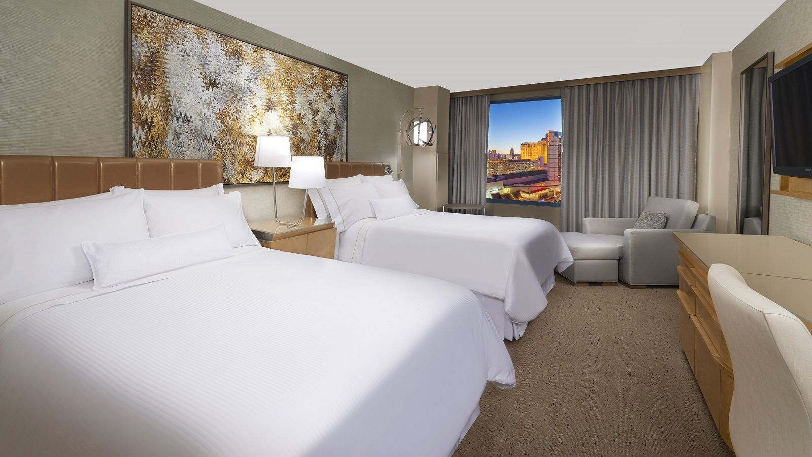 Las Vegas Hotel Rooms