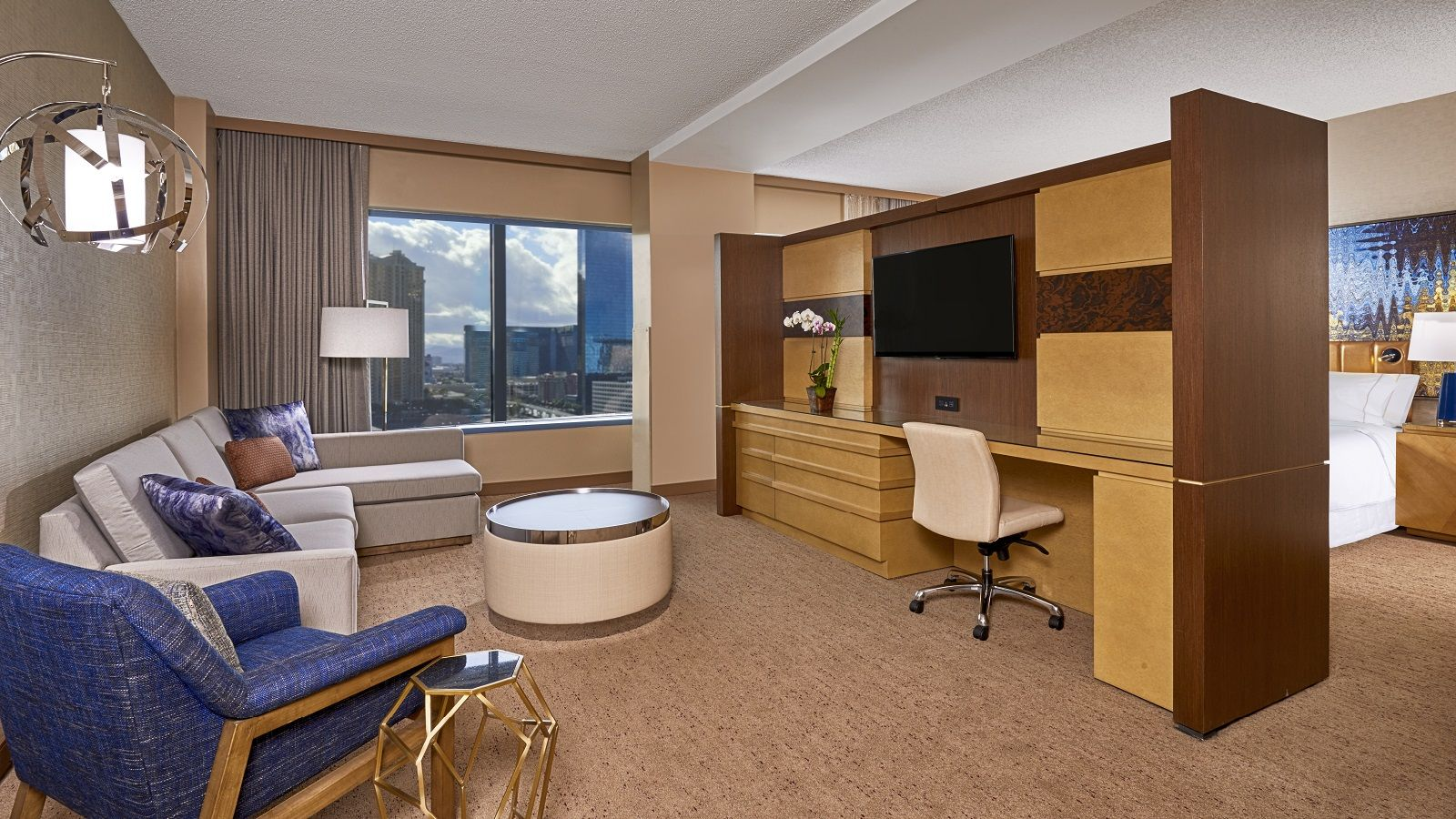 Executive View Suite