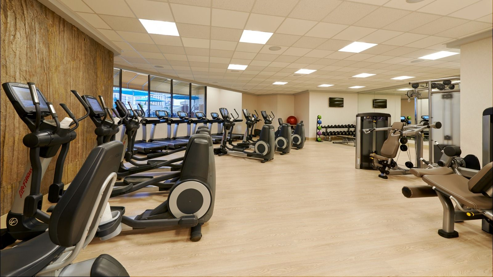 Las Vegas Spa - Westin Workout Fitness Studio