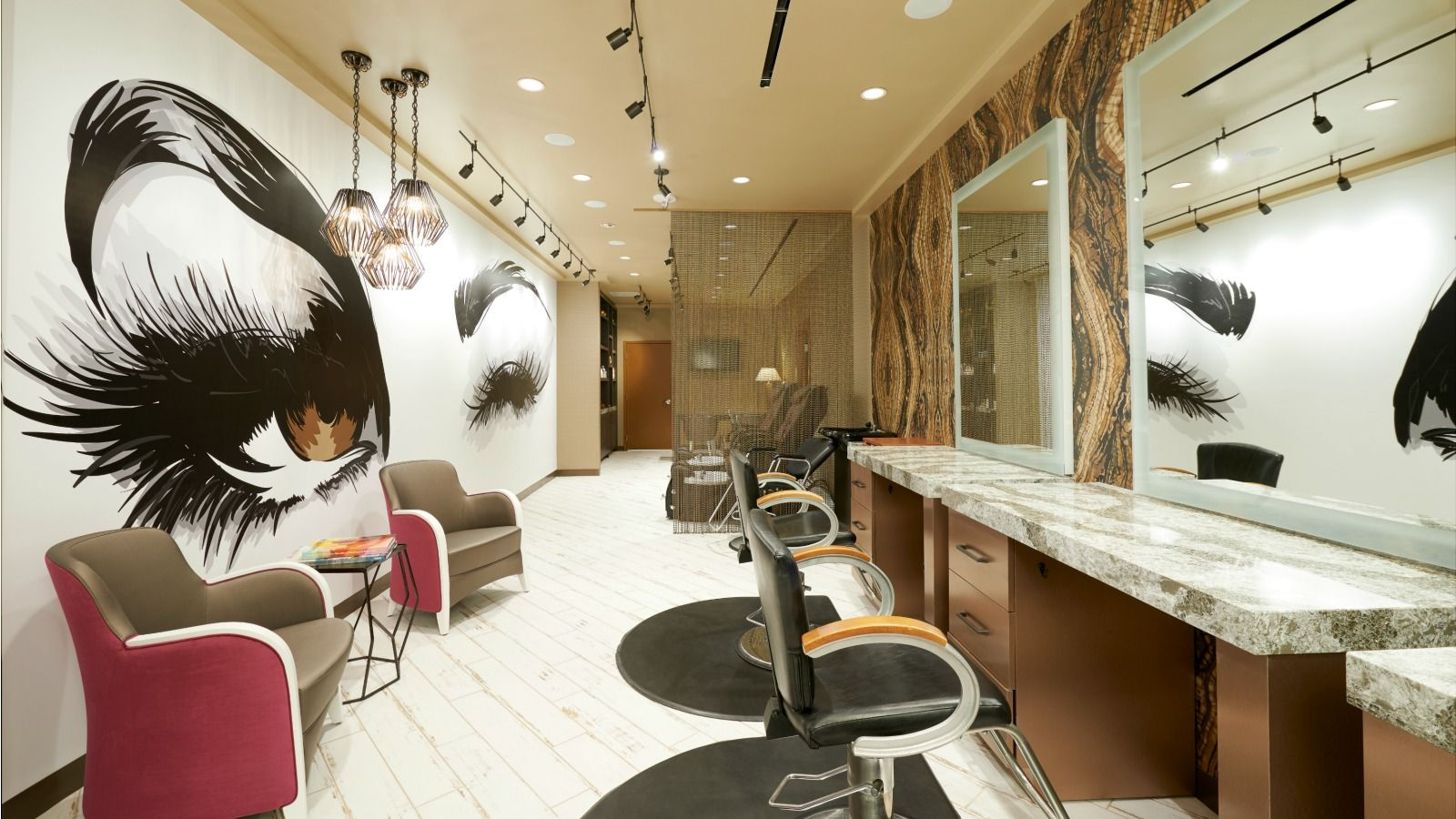 Las Vegas Spa - Hibiscus Salon