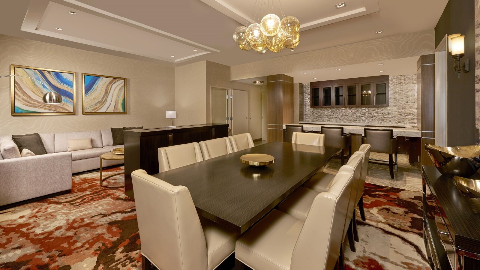 Las Vegas Hotel Rooms - High Roller Suite